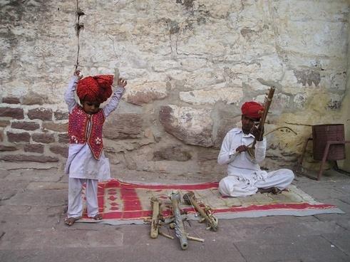 india dance child