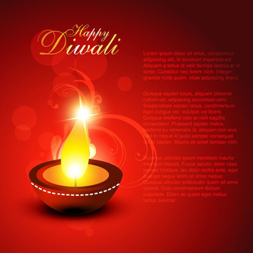 india diwali elements backgrounds vector