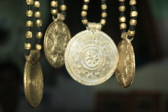 indian medallions