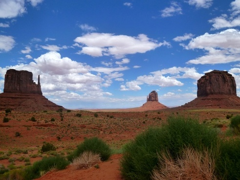 indian monument valley