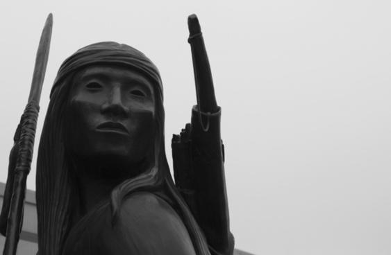 indian warrior oklahoma