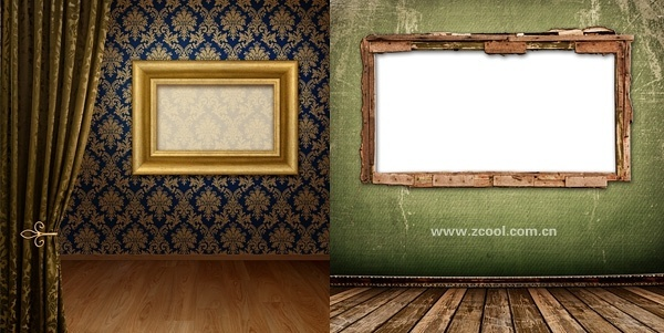indoor space and photo frame highdefinition picture 2p