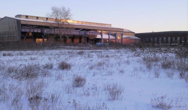 industrial culture ruhr winter