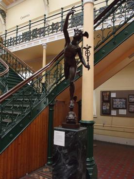 industrial gallery birmingham museum amp art gallery the flying mercury