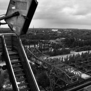 industrial park industry industrial site