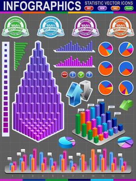 information statistics icon