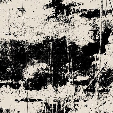 abstract background template retro black white grunge ink