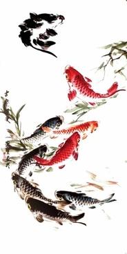 ink fish psd 10