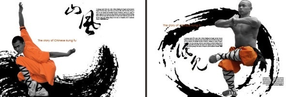 ink the kung fu 2 psd
