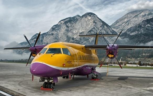 innsbruck austria airport