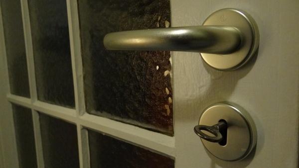 input door castle