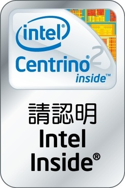 intel logo design electronic chip style