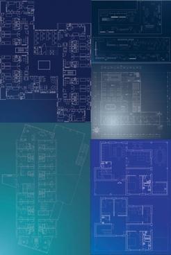 interior design vector graphic