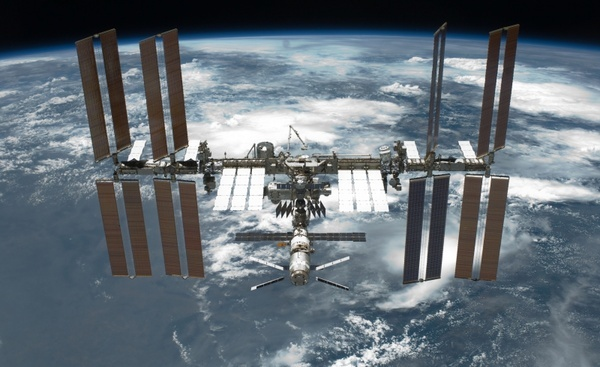 international space station iss space travel