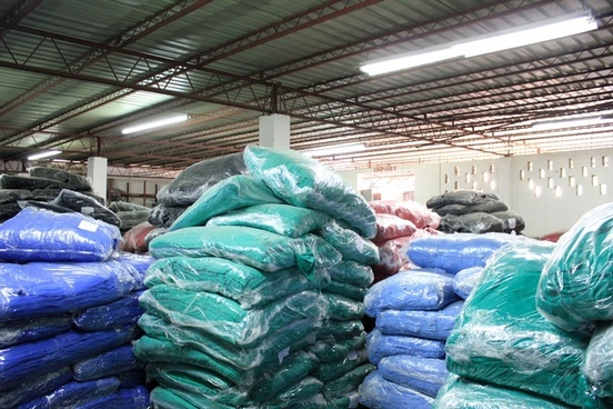 inventory space at port au prince haiti