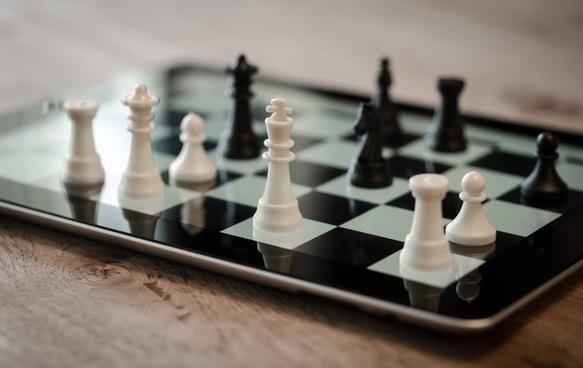 ipad chess in 3d