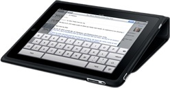 iPad flip case keyboard