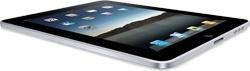 iPad laying down