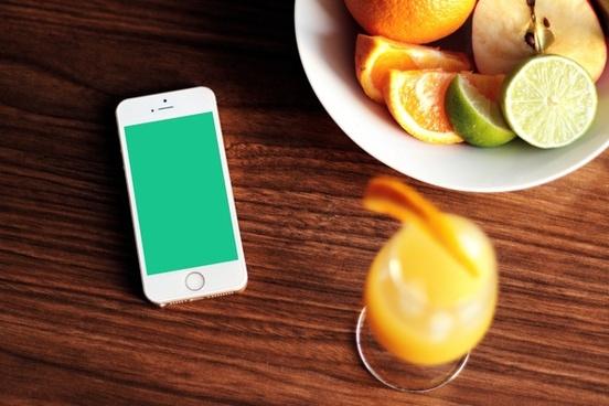 iphone 5s free mockup