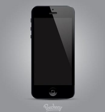 iphone 6 smartphone mockup realistic design