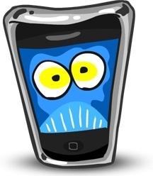 iPhone Afraid