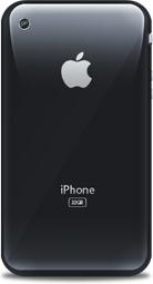 iPhone retro black