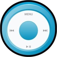 iPod Blue