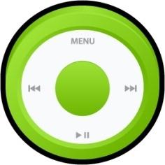 iPod Green
