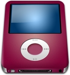 iPod Nano Red alt
