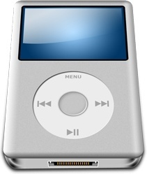 iPod Silver alt