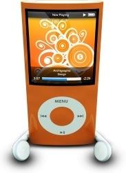 iPodPhonesOrange