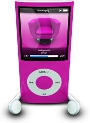 iPodPhonesPink