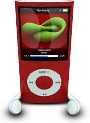 iPodPhonesRed