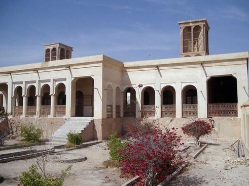 iran building palace