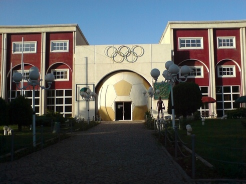 iran nishapur building