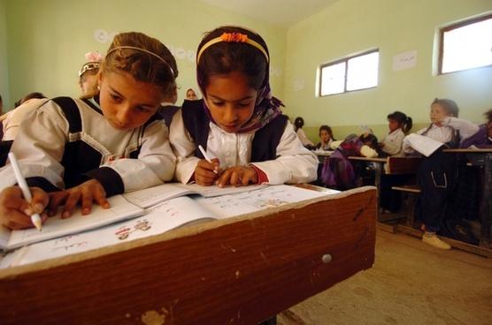iraq children school
