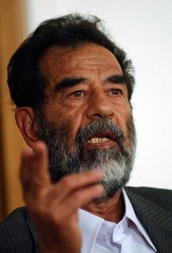 iraq dictator president