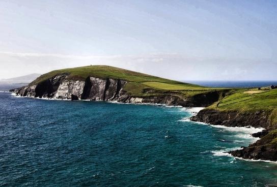 ireland atlantic southwest