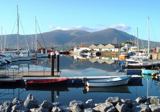 ireland marina port