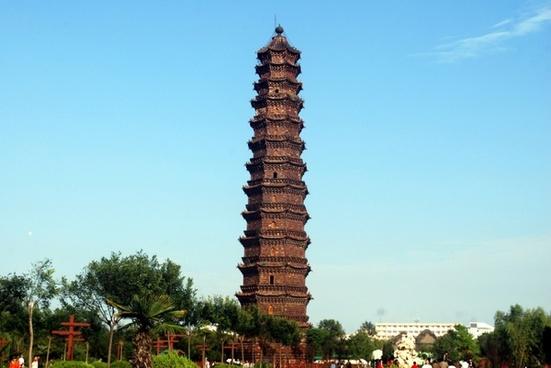 iron pagoda