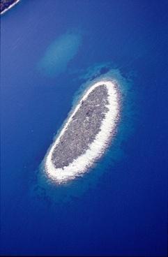 island sand caribbean