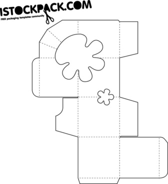 iStockPack.com Free Packaging Templates