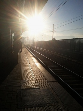 italy depot train station