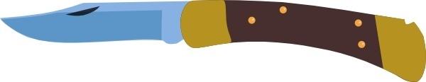 Jack Knife clip art