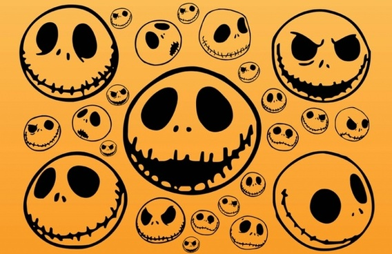 Jack Skellington Vectors