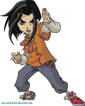 Jackie Chan Adventures 006