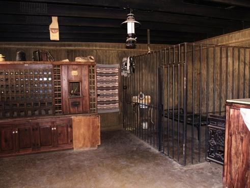 jail bars old
