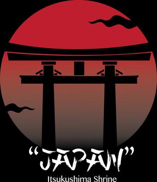 japan itsukushima shrine