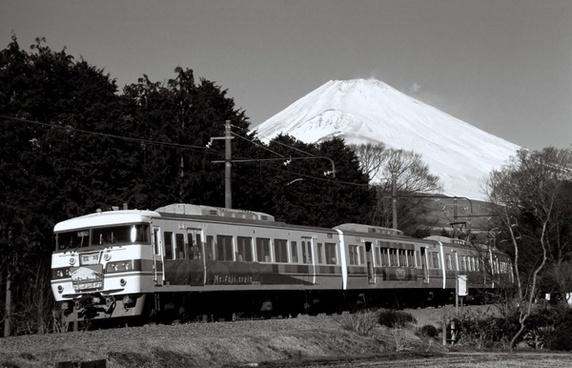 japan mt  fugi mountains