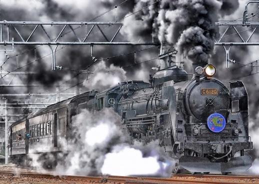 japan train locomotive